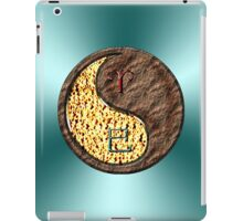 Aries & Snake Yin Earth iPad Case/Skin