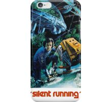 Silent Running iPhone Case/Skin