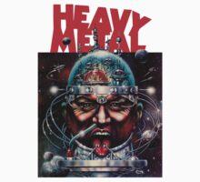 Heavy Metal by comastar