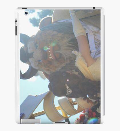 Beauty and Beast Sunflare iPad Case/Skin