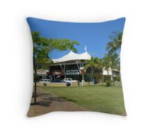 Tattooist Available Throw Pillow