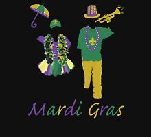 Carnival Time (Mardi Gras) Womens Fitted T-Shirt