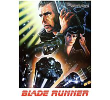 Blade Runner Movie Shirt! Photographic Print