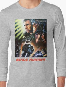 Blade Runner Movie Shirt! Long Sleeve T-Shirt