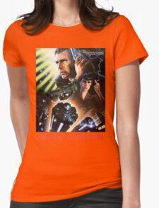 Blade Runner Movie Shirt! Womens Fitted T-Shirt