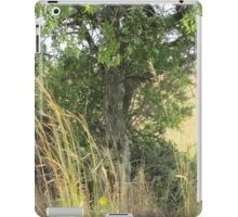 Tree and weed iPad Case/Skin