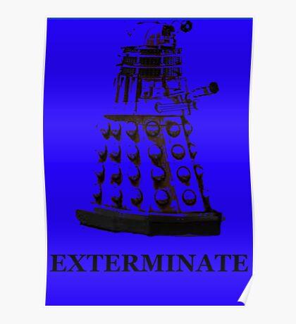 Exterminate Poster