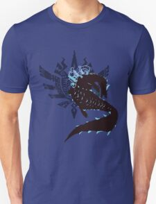 Abyssal Lagiacrus - Sunset Shores T-Shirt