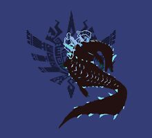 Abyssal Lagiacrus - Sunset Shores Unisex T-Shirt