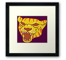 Fists of Fury Framed Print