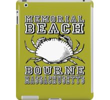 MEMORIAL BEACH iPad Case/Skin