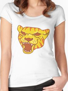Fists of Fury Women's Fitted Scoop T-Shirt