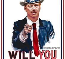 """Will You Stand Up"" Stand With Rand Paul 2016  by O O"