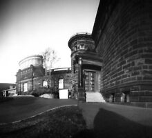 Royal Observatory, Edinburgh by Duncan Waldron