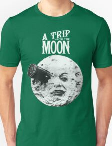 Trip To The Moon Unisex T-Shirt