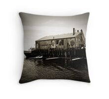 Provincetown, Cape Cod Throw Pillow