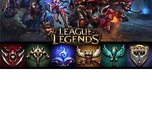 League of Legends 3 by Jonathan Masvidal