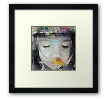 True Being Framed Print