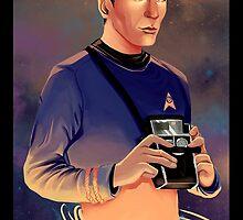 Spock: LLAP by Loartsss