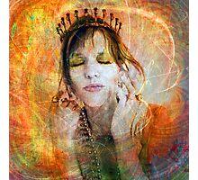 Princess Of Esteem Photographic Print