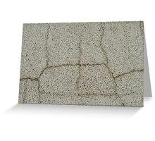 Granite Greeting Card