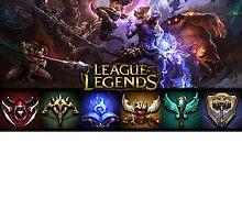 League of Legends 5 by Jonathan Masvidal