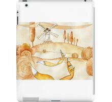 fox. Tuscany iPad Case/Skin