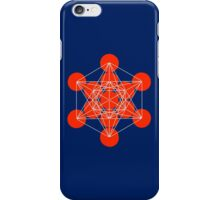 13 Spheres of Creation   iPhone Case/Skin