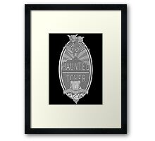 Ghostbusters Plaque Framed Print