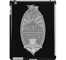 Ghostbusters Plaque iPad Case/Skin