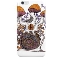 The Snail House iPhone Case/Skin