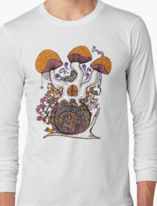 The Snail House Long Sleeve T-Shirt
