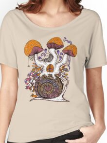 The Snail House Women's Relaxed Fit T-Shirt
