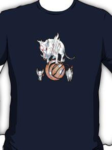 Bakugami - Okami T-Shirt