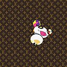 Murakami Panda by Octavio Velazquez