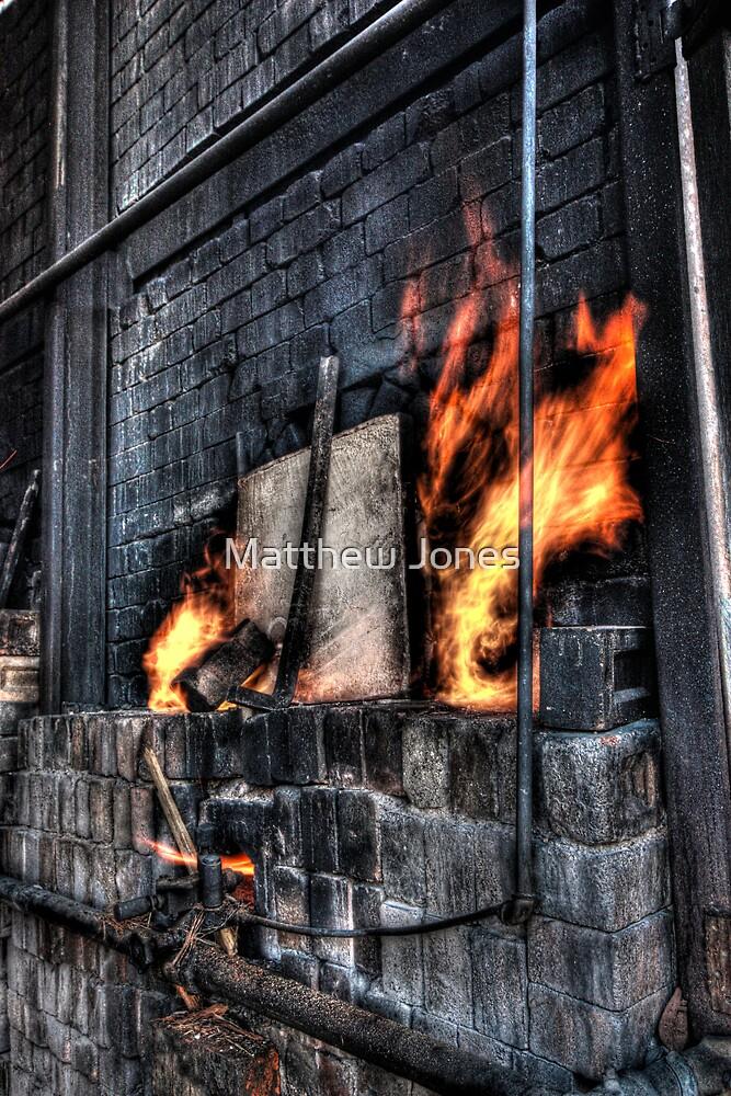 lincoln brickworks by Matthew Jones