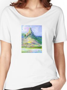 Page's Pinnacle , Numinbah National Park Queensland  Women's Relaxed Fit T-Shirt