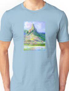 Page's Pinnacle , Numinbah National Park Queensland  Unisex T-Shirt