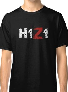 H1Z1: Title - White Ink Classic T-Shirt