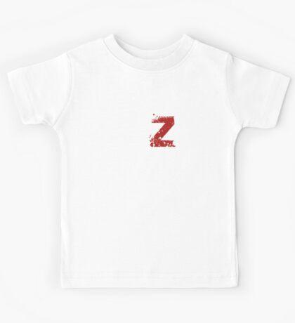 H1Z1: Title - White Ink Kids Tee