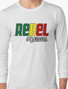 Rebel Music Long Sleeve T-Shirt
