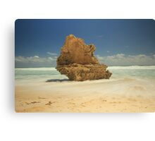 Rye Beach Canvas Print