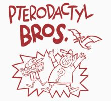 Gravity Falls Pterodactyl Bros replica One Piece - Long Sleeve