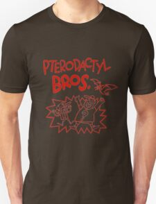 Gravity Falls Pterodactyl Bros replica T-Shirt