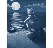 the king of all wild things Photographic Print