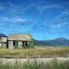 Landscape in D Minor by zooreka