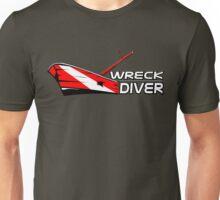 Wreck Diver Unisex T-Shirt