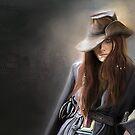 Anne Bonny (Clara Paget) by zooreka