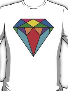 Colourful diamond 2 T-Shirt