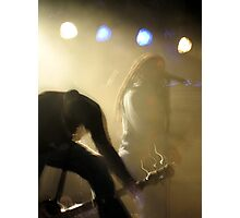 Sevendust In The Mist Photographic Print